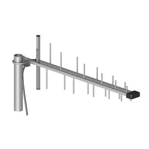 GSM / 3G antenna with SMA jack for hunting rooms
