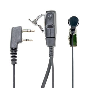 Headset with microphone and acoustic tube PNI HS83